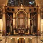 Photograph of the Organ in St Georges Hall, Liverpool