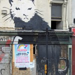 Banksy Rat Liverpool Close Up