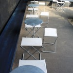 Serpentine Pavilion 2011 Furnishings