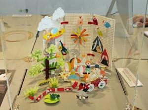 Muji Bricks and Paper Lego