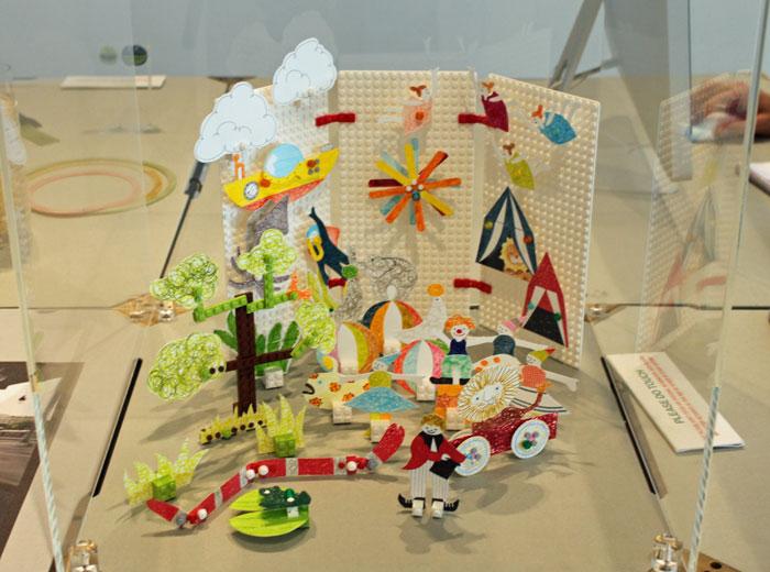 Muji Bricks and Paper Lego - impworks