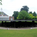 Serpentine Pavilion 2012 from front left closer