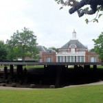 Serpentine Pavilion 2012 from front right