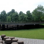Serpentine Pavilion 2012 from right side