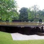 Serpentine Pavilion 2012 from left side