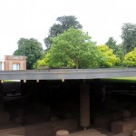 Serpentine Pavilion 2012 from front close