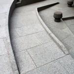 Serpentine Pavilion 2012 detail of ramp