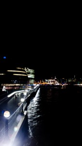 Thames Pathway from Tower Bridge