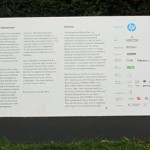 Serpentine Pavillion 2013 Display Board 1