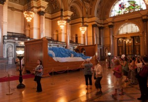 Grandmother Giant St George's Hall