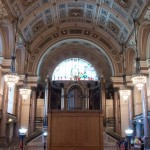 Grandmother Giant St George's Hall with Ceiling