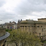 Liverpool panorama from Central Library Roof