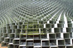 Serpentine Pavilion 2016 from outside