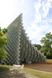 Serpentine Pavilion 2016 from gallery