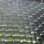Serpentine Pavilion 2016 looking up