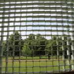 Serpentine Pavilion 2016 inside looking out