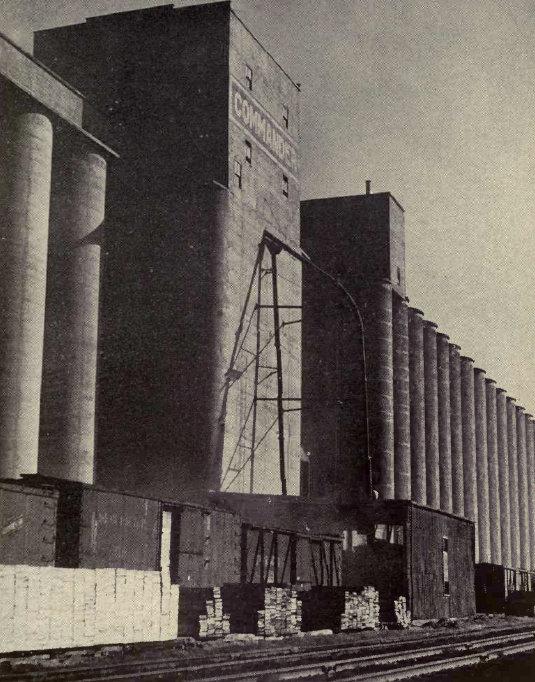 Grain Elevators, Mineapolis