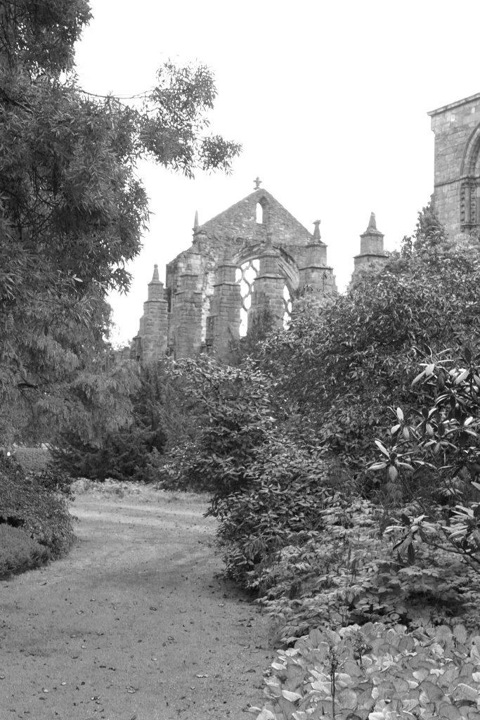 Holyrood Abbey 2017