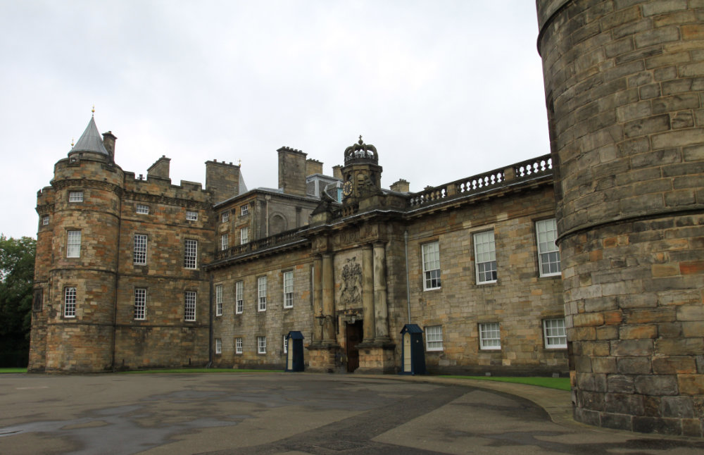 Palace of Holyroodhouse 2017