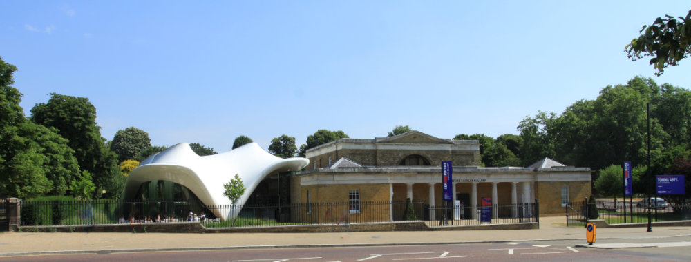 Serpentine Sackler Gallery 2018