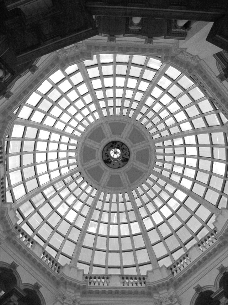 Tate Britain Dome 2016