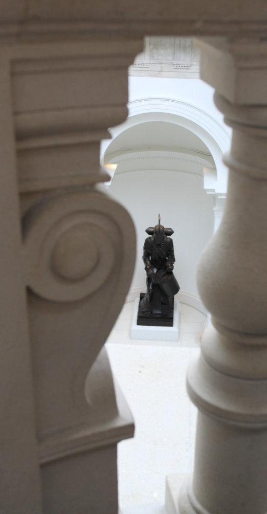 Tate Britain Sculpture 2016