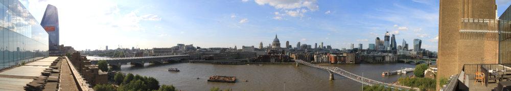Tate Modern View 2018